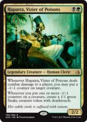 Blue Ox Commander Decks - Hapatra, Vizier of Poisons