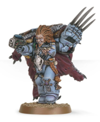 Space Wolves - Lukas the Trickster (Web Exclusive)
