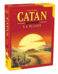 Catan: The Settlers of Catan - 5-6 Player Expansion