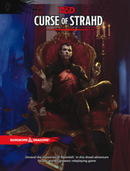 5th Edition - Curse of Strahd Adventure