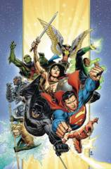 Justice League: No Justice #1 (Of 4) (Dynamic Forces Scott Snyder Signatures)