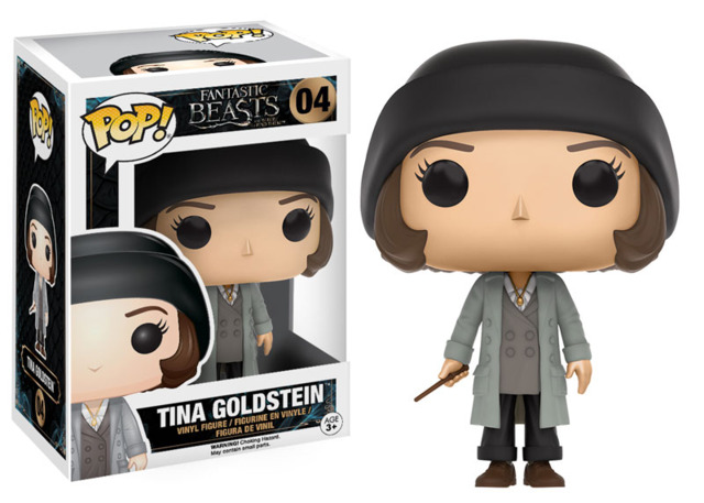 Fantastic Beasts - Tina Goldstein #04