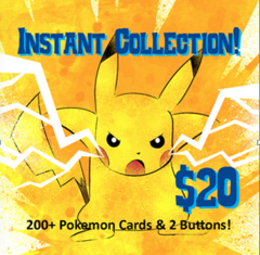 Pokemon - Instant Collection from Blue Ox Games!