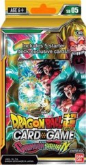 Dragon Ball Super TCG - Starter Deck SD05: Crimson Saiyan