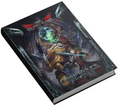 Warhammer 40,000 Roleplay: Wrath & Glory - Core Rulebook Hardcover
