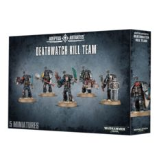 Deathwatch - Kill Team (39-10) Kill Team Ready!
