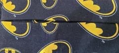 Hampton's Handmade Handicrafts - Cloth Face Mask - Batman Logo