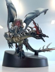 Final Fantasy XIV - Heavensward Collector's Edition Dragon Mount Figurine