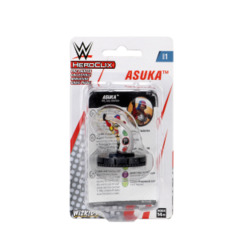 WWE HeroClix: Asuka Expansion Pack (73915)