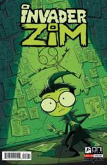 Invader Zim #8 (Variant Cover)