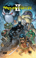 Batman Teenage Mutant Ninja Turtles II Hardcover