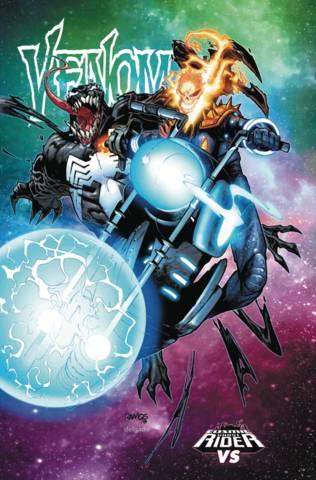 Venom (2018) #6 (Cosmic Ghost Rider Variant) - Comic Books, Manga