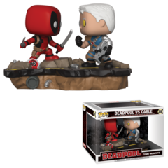 Deadpool vs Cable #318
