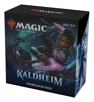 Kaldheim Prerelease Pack + 2 Kaldheim Prize Boosters + 1 Promo Booster - Prerelease at Home!