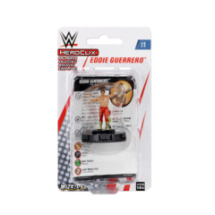 WWE HeroClix: Eddie Guerrero Expansion Pack (73901)
