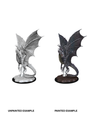 Dragon, Silver (Young) (90036)