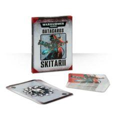 Adeptus Mechanicus - Skitarii Datacards