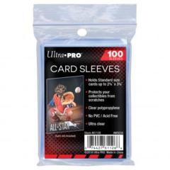 Ultra Pro - Soft/Penny Sleeves 100 count (81126)