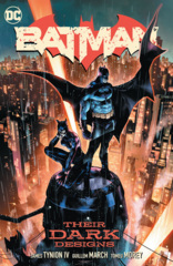 Batman (2020) Vol 01 Their Dark Designs Hardcover