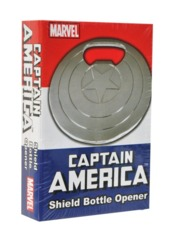 Diamond Select Toys - Captain America Shield Metal Bottle Opener