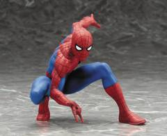 Kotobukiya Marvel Comics - Spider-man Amazing Spider-Man Now! ArtFX+ Statue