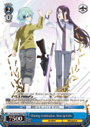 Winning Combination, Sinon & Kirito - SAO/SE23-PE03 - PR