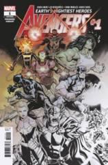 Avengers (2018) #1 (Premiere Variant)