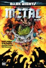 Dark Nights: Metal Deluxe Edition Hardcover