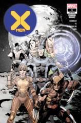 X-Men #1 (Yu Premiere Variant)