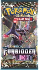 Sun & Moon: Forbidden Light Booster Pack
