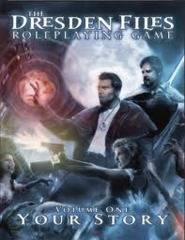Dresden Files RPG Volume1: Your Story
