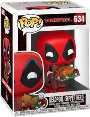 Deadpool #534 (Supper Hero)