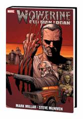Wolverine: Old Man Logan Hardcover (Mature Readers)