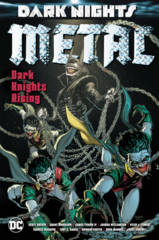 Dark Nights: Metal Dark Knights Rising Hardcover