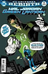 Hal Jordan And The Green Lantern Corps #14 (Variant Edition)