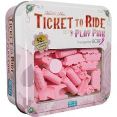 Ticket to Ride - Play Pink (In support of BCRF)