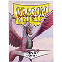 Dragon Shield - Matte Pink 100 Count Standard Sleeves