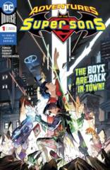 Adventures Of The Super Sons (Complete 12-Issue Mini Series)