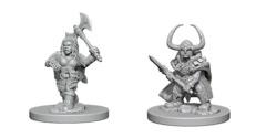 Dwarf Barbarian (Female) (72645)