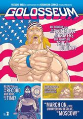 Golosseum Graphic Novel Vol 02 (Mature Readers)