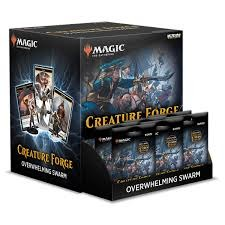 Magic the Gathering: Creature Forge - Overwhelming Swarm Token Miniatures