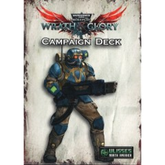 Warhammer 40,000 Roleplay: Wrath & Glory - Campaign Deck