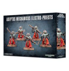 Adeptus Mechanicus - Electro-Priests / Fulgurite Electro-Priests / Corpuscarii Electro-Priests (59-15)