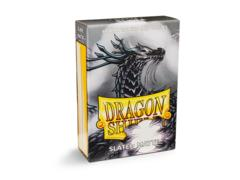 Dragon Shield - Matte Slate 60 Count Japanese size Sleeves