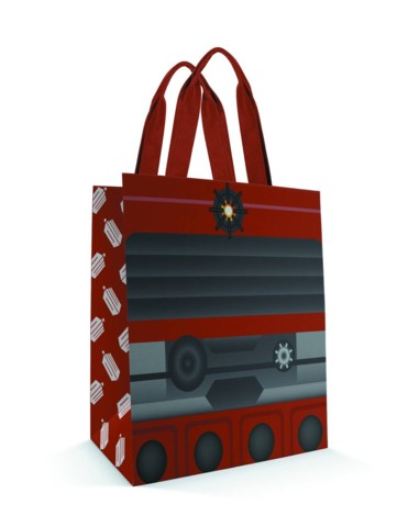 Doctor Who - 50th Anniversary I Am A Dalek Large Tote Bag