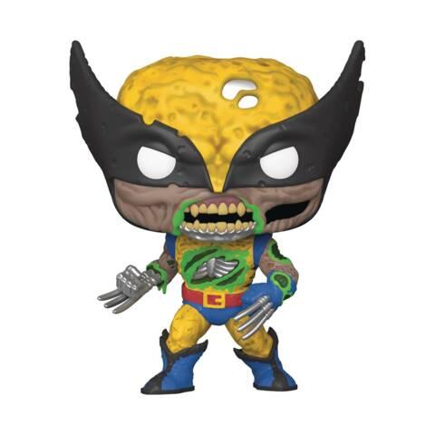 Zombie Wolverine #662