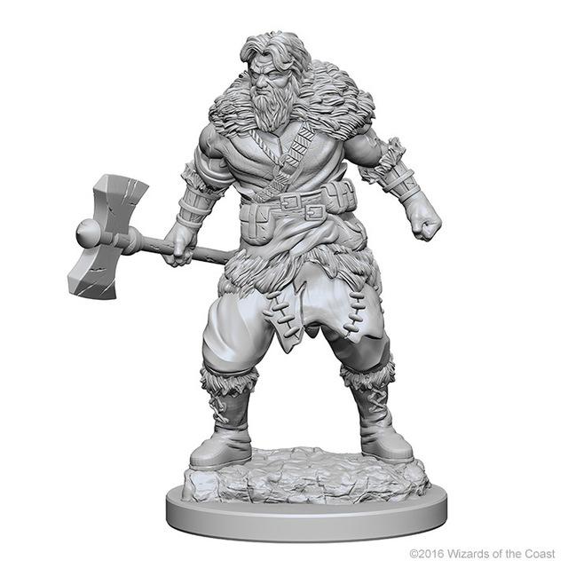 Human Barbarian (Male) (72643)