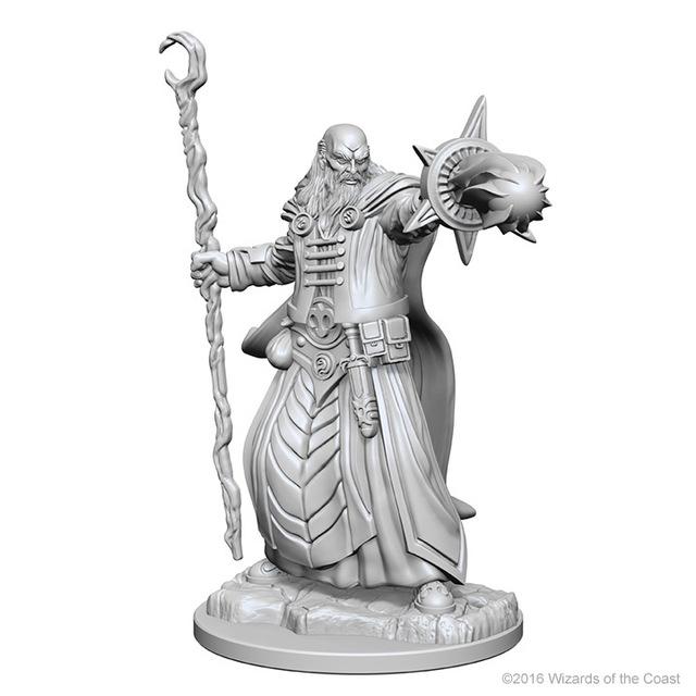 Human Wizard (Male) (72618)