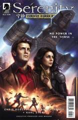 Serenity: No Power In The Verse #6 (Of 6) (Main Cover)