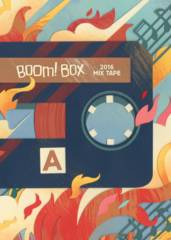 Boom Box 2016 Mix Tape #1